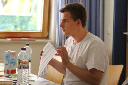 Jonas Vollert: Wird Gesundheits und Krankenpfleger an den Westküstenkliniken Heide und Brunsbüttel
