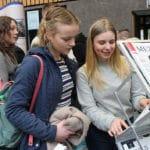 Berufs- und Studienorientierung in Husum: Für jeden etwas dabei