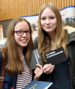 Lena Jakubzig und Malena Rolfs