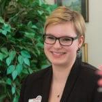 Sarah: Wird Verwaltungsfachangestellte bei der Kreisverwaltung Dithmarschen