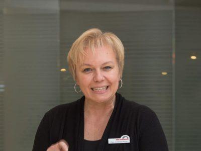 Petra von Würtzen-Pieper Auszubildende der Kreisverwaltung Dithmarschen