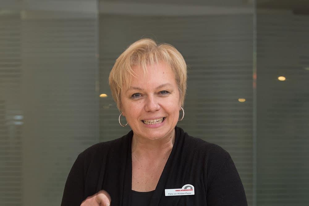 Personaler geben Tipps mit Petra von Würtzen-Pieper