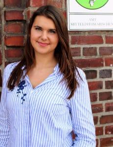 Meldorf Azubi Carolin Prochnow