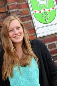 Meldorf Azubi Daniela Siehl