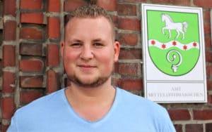Meldorf Azubi Justin Rudnikowski