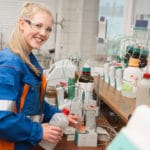 Minne: Wird Chemielaborantin bei TOTAL Bitumen