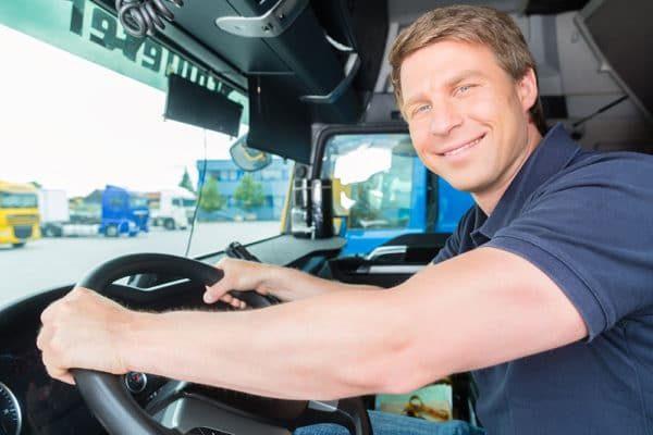 Berufsbild Berufskraftfahrer