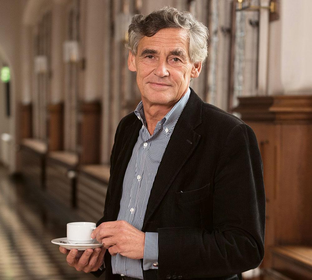 Mit dem Bürgermeister auf einen Kaffee