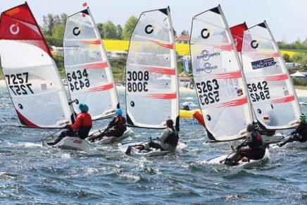 Der Lübecker Yacht-Club: Hier segeln die Optimisten!
