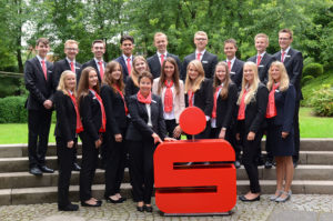 Gruppenfoto Sparkasse Westholstein