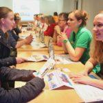 1000 Lübecker machen in der Volksbank die Nacht zum Tag