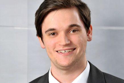 Lukas: Wird Bankkaufmann bei der Sparkasse Westholstein