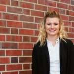 Lena-Sophie: Wird Bankkauffrau bei der VR Bank Flensburg-Schleswig eG