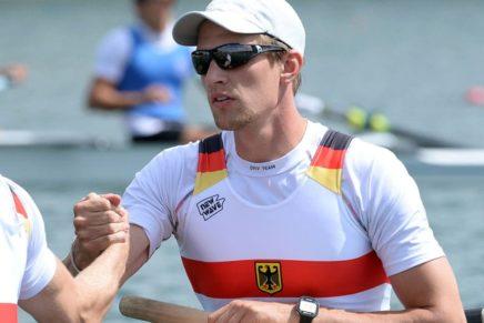 Max Munski: Olympia-Ruderer aus Lübeck