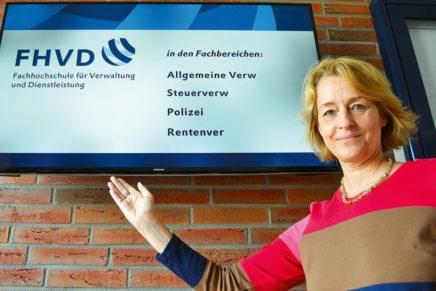 FHVD Altenholz: Staubig war gestern!
