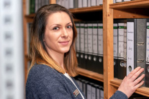 Kathrin: Public Administration bei der Stadtverwaltung Elmshorn