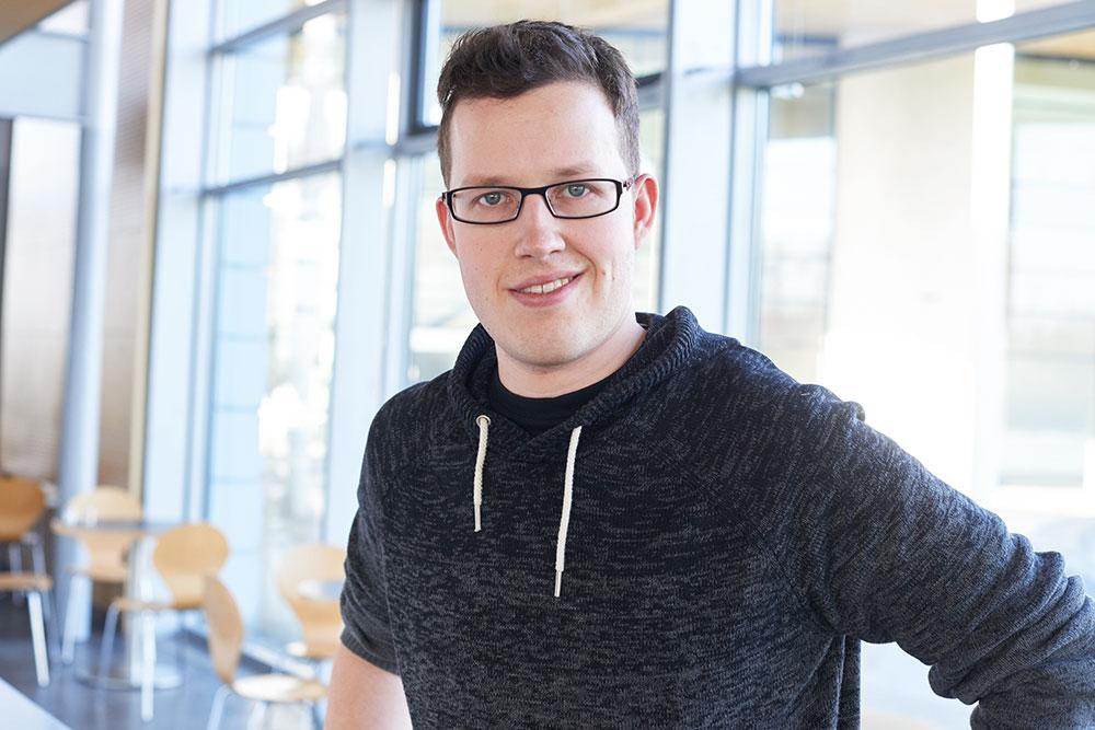 Andreas: BWL an der Hochschule Flensburg