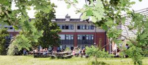Der Campus der HS Flensburg