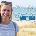 Hanna sehnt sich nach … Mint und Meer