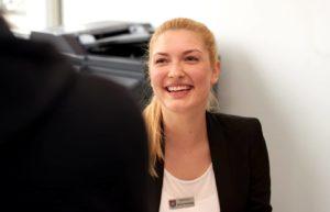 Monica: Wird Verwaltungsfachangestellte