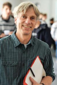 Lehrer Bernd Steinleger