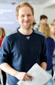 Lehrer Mark Martjanow