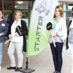"""Die """"STARTER"""" ging zum 3. Mal an den Start – Ausbildungsmesse Kaltenkirchen"""