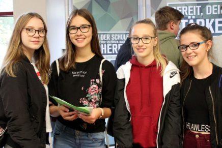 Offene Türen ins Berufsleben am BBZ Eckernförde am 26.09.2017