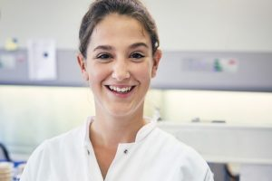 Janin: Wird Milchwirtschaftliche Laborantin bei DuPont Danisco