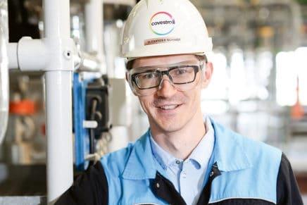 Alexander: Wird Chemikant bei der Covestro Deutschland AG