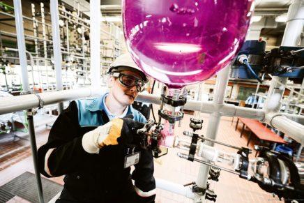 Sven: Wird Chemikant bei der Covestro Deutschland AG