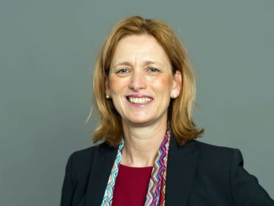 Schleswig-Holsteins Bildungsministerin Karin Prien (CDU)