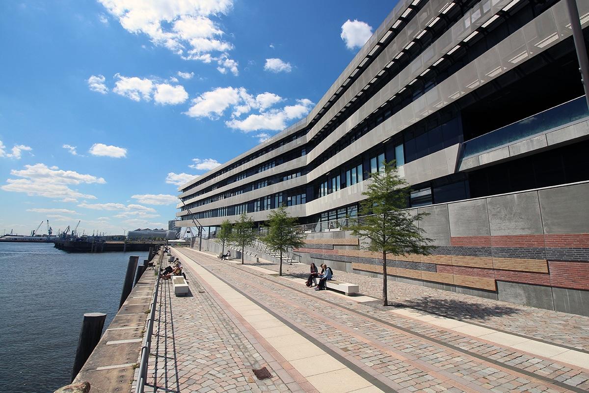 Die Hafencity Universitaet Hamburg