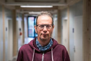Torsten Steffen von der HS Flensburg