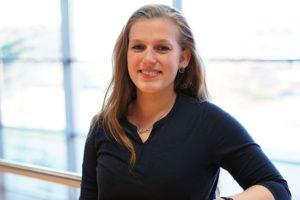 Lina: Hebammenwissenschaft an der Universität zu Lübeck