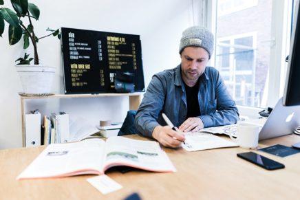 Von A-Z, was macht ein Type-Designer?