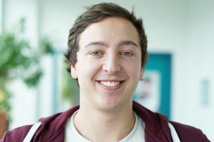 Christian: Elektrotechnik mit Schwerpunkt Technische Informatik an der FH Kiel