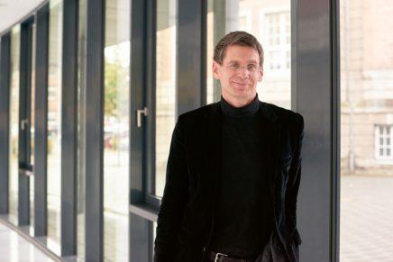 Im Gespräch mit dem Präsidenten der Muthesius Kunsthochschule Kiel