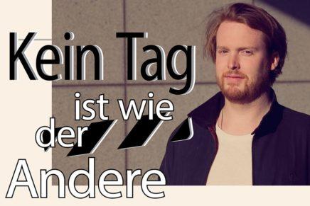 Schauspieler Ole Fischer im Interview