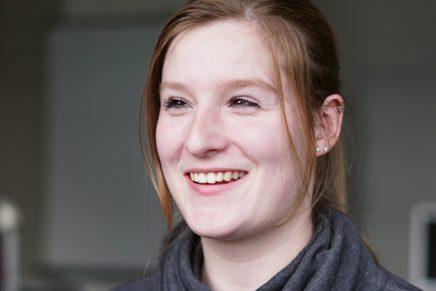 Vanessa: Elektrotechnik – Kommunikationssysteme an der Fachhochschule Lübeck