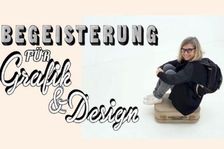 Begeisterung für Grafik & Design