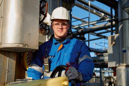 Maurice: Wird Chemikant bei TOTAL Bitumen