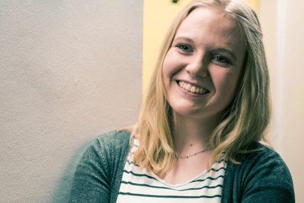 Pia: Wird Verwaltungsfachangestellte bei der Dithmarscher Kreisverwaltung