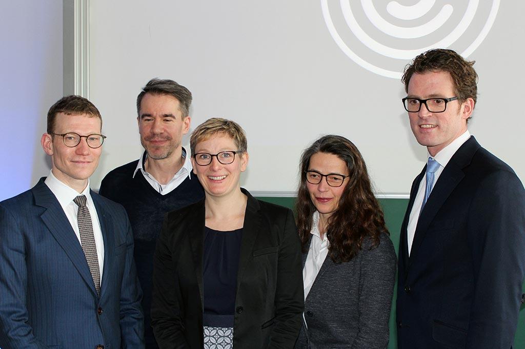 Europaforschungszentrum ICES an der EUF eröffnet