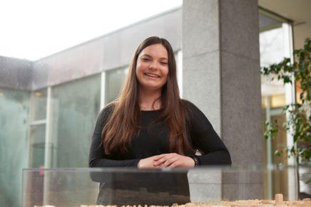 Kristin: Wird Verwaltungsfachangestellte bei der Stadtverwaltung Elmshorn