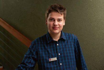 Leon: Wird Verwaltungsfachangestellter bei der Stadtverwaltung Elmshorn