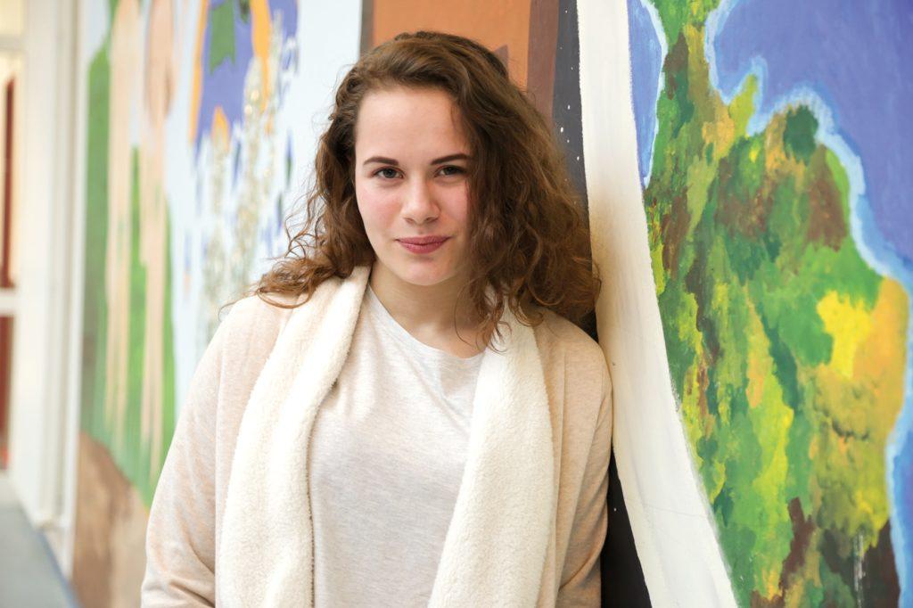Laura von der GMS kronshagen