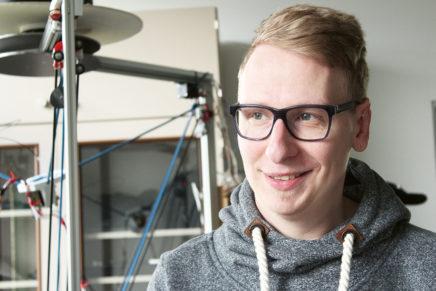 Alexander:  Intermedia und Marketing (M.A.) an der Hochschule Flensburg