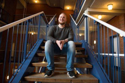 Im Gespräch mit Justin Rudnikowski, dualer Student beim Amt Mitteldithmarschen