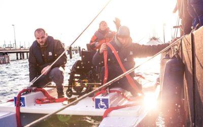 Bootsbauprojekt der Rathje Werft und FH Kiel